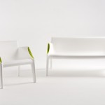 Sofa magic-hole Kartell