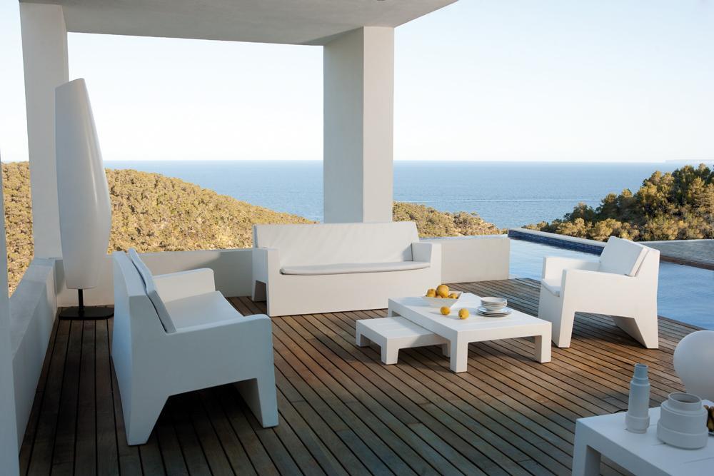 Chill muebles de terraza comprar sillas terraza for Sofa tela nautica